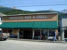 Bonanza Grill and Bar, Skagway, Alaska