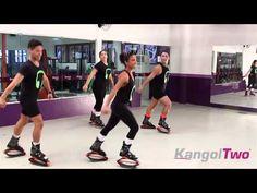 Kangoo Jumps Basic Steps - (Full Version) - YouTube