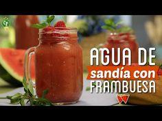 ¿Cómo preparar Agua de Sandía con Frambuesa? -  ¿Sed? Prepara una deliciosa Agua de Sandía con Frambuesa.  Descubre muchas recetas más para saborear cada día en CocinaFresca.  #CocinaFresca es presentada por Walmart ¡Suscríbete!