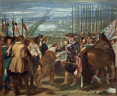Las lanzas o La rendición de Breda - Colección - Museo Nacional del Prado