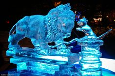 Stunning Examples of Ice Art