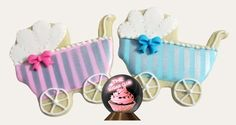 Baby Sugar Cookies, Baby Carriage, Shower Favor, Shower Cookie, Cookie Favor, Expecting Mom, Stroller, Party Favor, Baby Carrier, Baby Gift