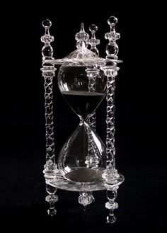 ~ *Песочные стеклянные часы* ~