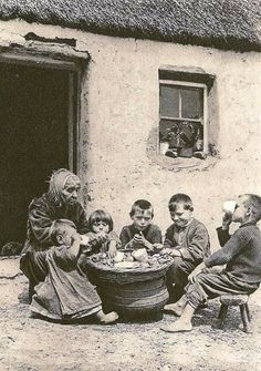 Ireland has always been seen as a low class country throughout history, and in the early century Ireland was just coming out of the potato famine, which technically ended in but there's no…More Old Pictures, Old Photos, Vintage Photos, Vintage Photographs, Irish Famine, Irish People, Historical Photos, Alter, Old Things
