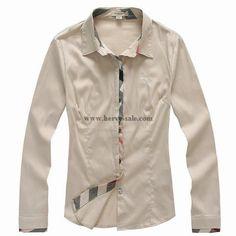 Burberry Women S-2XL Shirt 2014-2015 BWS117(5 colors)