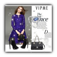 """""""VIPME 16"""" by elmaa02104 ❤ liked on Polyvore featuring Anja, women's clothing, women, female, woman, misses, juniors and vipme"""