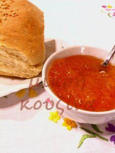 μικρή κουζίνα: Μαρμελάδα πορτοκάλι Ι. Ο εύκολος τρόπος Salsa, Mexican, Ethnic Recipes, Food, Essen, Salsa Music, Meals, Yemek, Mexicans