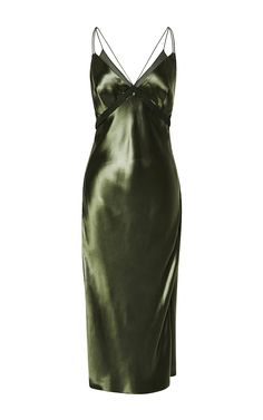 Bias Cut Slip Dress by Alexander Wang for Preorder on Moda Operandi