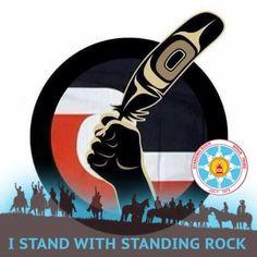 Maori Nation Support Standing Rock!