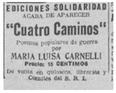 Ecofeminismo, decrecimiento y alternativas al desarrollo: Argentina y la Guerra Civil española. María Luisa ...