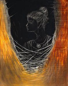 "Artist - Ritu Singh Pandey Size - 48"" x 60"" Medium - Acrylic on Canvas www.worldarthub.com #thearthub #paintings #art #Acrylic_on_Canvas #Acrylic #Canvas #Ritu_Singh_Pandey #Living_Room #indianartist #artgallery #worldart #mumbai #Buyonline #Online #Onlineshop"