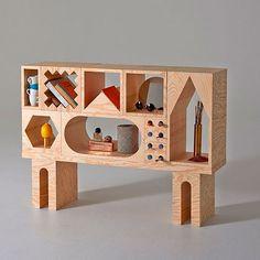 Estantería modular de madera by Erik Olovsson y Kyuhyung Cho · Modular StorageToy ... & ROOM Collection by Erik Olovsson u0026 Kyuhyung Cho | Room Collection ...