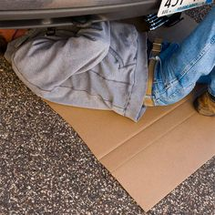 Car maintenance seems daunting at first but start small and work up the car repair ladder. Here are 100 car repair tasks you can do. Pipe Insulation, Plastic Grocery Bags, Torque Wrench, Utility Knife, Air Tools, Car Cleaning, Cleaning Hacks, Milk Jug, Useful Life Hacks
