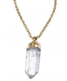 ~ quartz & gold ~