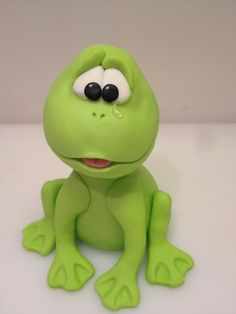 Forgive me ~ Froggy By aine2 on CakeCentral.com