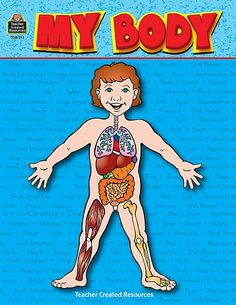 My Body for 1st through 4th grade