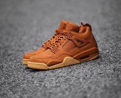 size 40 21ef6 43ee1 Nike Air Jordan IV  Ginger Shoes Men, Men s Shoes, Air Jordan Iv,