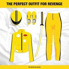 Kill Bill outfit