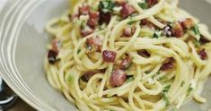 Carbonara is the Italian word for 'charcoal burner', so some people believe this dish was first made for charcoal workers in the Apennine mountains. The general view now, though, is that it was an urban dish invented in Rome. Note that cream is not used in an authentic carbonara, so none is included below. Fettuccine …