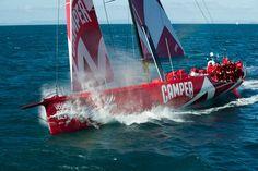 "Volvo Ocean Race - ""The Camper"""