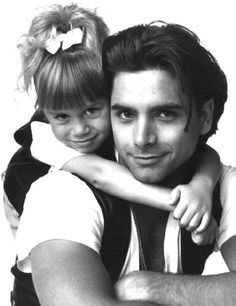 Full House- Alexandra's favorite show of all time. (a little obsessed if you ask me- LOL)