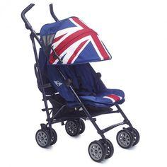 Mini Buggy Union Jack Classic