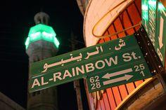 Rainbow St. - Amman (Jordan)