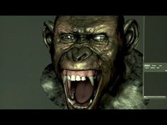 DAWN OF THE PLANET OF THE APES - WETA's VFX Featurette - YouTube