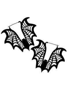 "4/"" Grey /& White evil skulls hair bow clip Halloween gift Steampunk Goth Emo"