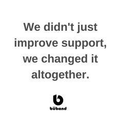 We didn't just improve support, we changed it altogether #LoveTheBuband www.buband.com #Buband #runninggear #jogging #running #fitness #tennis #soccer #gym #workoutwear #crosstraining #gymwear #boobs #workout #womensfitness #womensworkout #breastsupport #Sportsbra #Bra #BreastBounce #FitnessSupport #RunningSupport #zumba #gymnastics #dance #boobsupport #WomensSports #FemaleAthletes