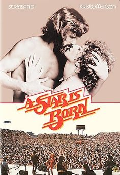 A Star is Born [PN1995.9.M86 S737 2006]  Rock star John Norman Howard has noticed that his career has begun to decline. Too many years of concerts, bad managers and life on the road have made him cynical. Then he meets the innocent, pure and very talented singer Esther Hoffman. John shows Esther the way to stardom while forsaking his own career. As they fall in love, her success only makes his decline even more apparent.