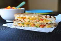 Mango Habanero Grilled Cheese Panini | Tasty Kitchen: A Happy Recipe ...