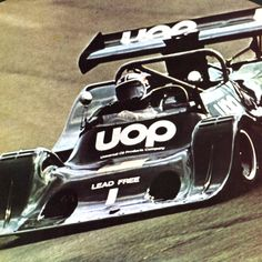 UOP Shadow 495 - Can Am (1974) - alpha auto c.1976