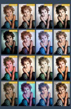 33 Tone Mapping | Photoshop Photo Effects addon | Photoshop