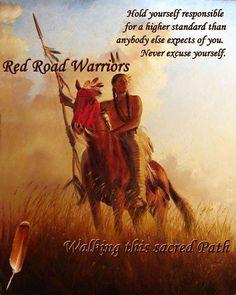 Red Road Warriors✔zϮ