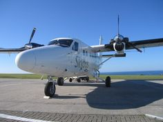 Fly to Isles of Scilly on Skybus
