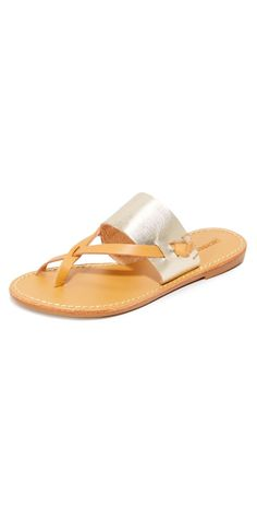 Soludos Slotted Thong Sandals | SHOPBOP  Extra 25% Off Sale Styles Use Code: SCORE17