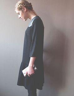 Vivianne dress in english pdf pattern 6.60 euros