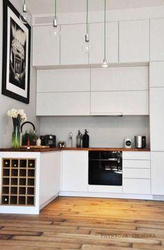 New Kitchen Countertops Oak Ideas Ikea Kitchen, Kitchen Flooring, Kitchen Countertops, Kitchen Decor, Kitchen Cabinets, Grey Countertops, Grey Kitchens, Home Kitchens, Apartment Kitchen