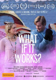 What If It Works - new poster -> https://teaser-trailer.com/movie/what-if-it-works/ #WhatIfItWorks #WhatIfItWorksMovie #MoviePoster