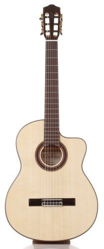 Cordoba GK Studio [Gipsy Kings Signature Model] Acoustic Electric Nylon String Flamenco Guitar ** Learn more by visiting the image link. Teach Yourself Guitar, Making Musical Instruments, Rick E, Guitar Photos, Custom Guitars, Guitar Strings, Music Guitar, Best Vibrators, Acoustic Guitars