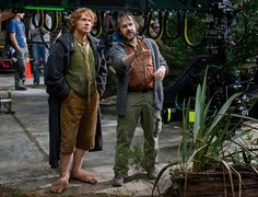 The Hobbit: Peter Jackson on Return to Middle Earth