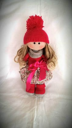 Check out this item in my Etsy shop https://www.etsy.com/listing/506705610/free-shipping-crochet-dollhandmade