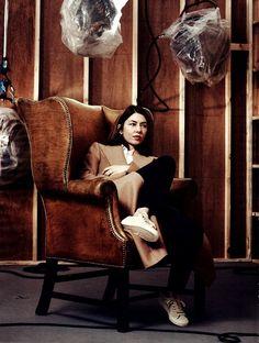 INTERVIEW MAGAZINE Sofia Coppola by Craig McDean