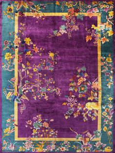 lace, vanilla, & poise: ABC Carpet & Home Presents: 'East x East' Antique Chinese Rug Exhibition