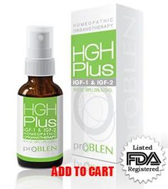 HGH Plus IGF-1 & IGF-2 Booster
