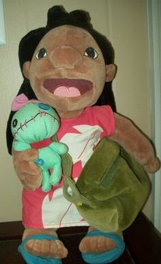 I have this Lilo and she is so much more cute in person!