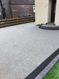 A stunning alternative to loose gravel.