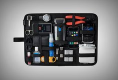 Grid-It Organizer - Vagabonding Travel Gear - VINJABOND