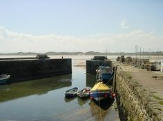 Beadnell - Harbour © Michael Costigan